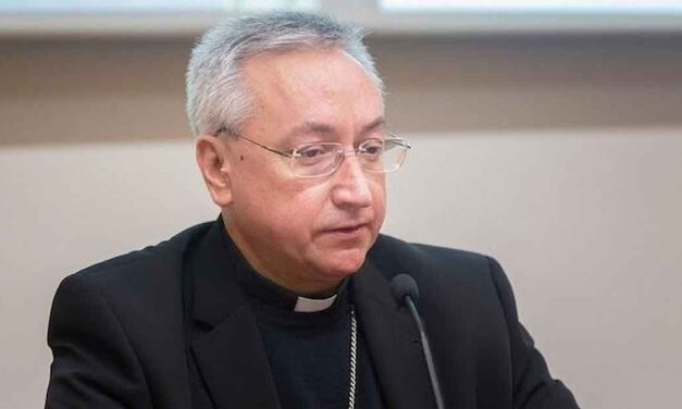 Monseñor Rico Pavés, nuevo obispo diocesano de Asidonia-Jerez