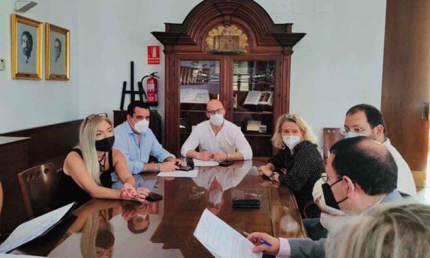 El PSOE denuncia la inacción del equipo de gobierno