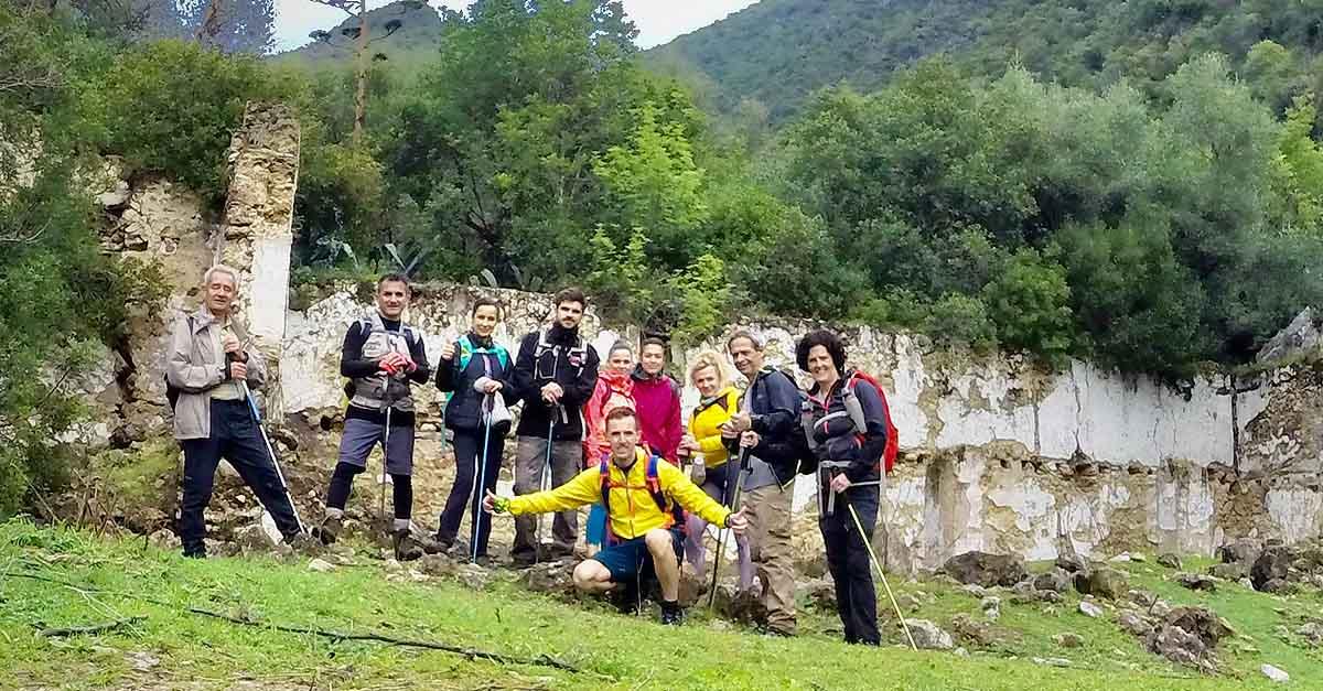 Nace 'Senda Bandoleros', una travesía de montaña con sabor portuense