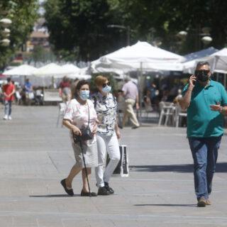 Córdoba, Granada y Jaén capital y 110 municipios más están en riesgo extremo por Covid