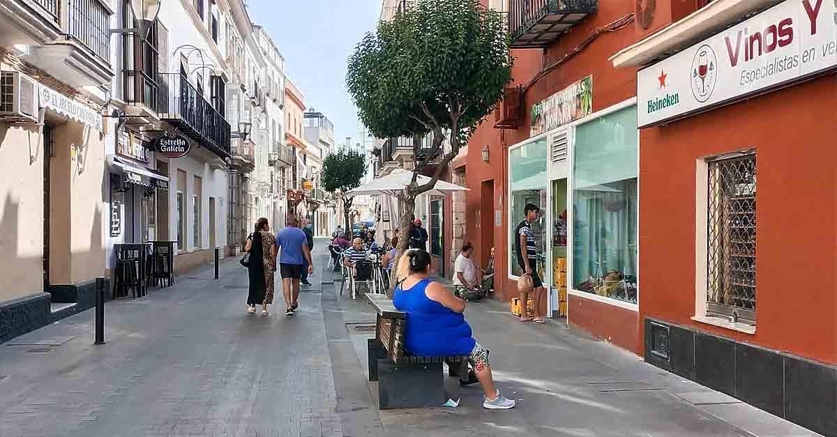 La tasa de contagios se dispara hasta los 803 casos por cada 100.000 habitantes en El Puerto