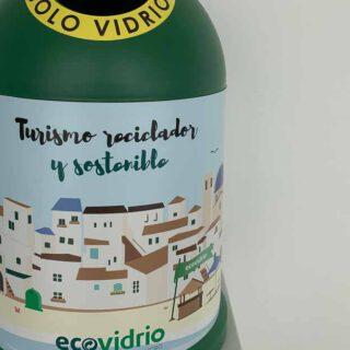 El Puerto compite este verano por conseguir la Bandera Verde de Ecovidrio