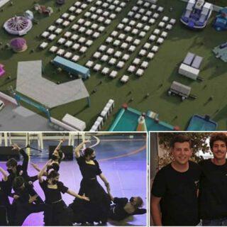 The Lace Park propone un fin de semana lleno de actividades y conciertos