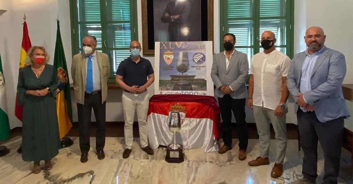 El Trofeo Ciudad de El Puerto vuelve al Estadio José del Cuvillo
