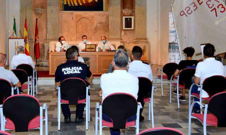 Cuenta atrás para el comienzo este jueves del Campeonato Ibérico de Optimist, IX Trofeo de Verano Almirante Cervera
