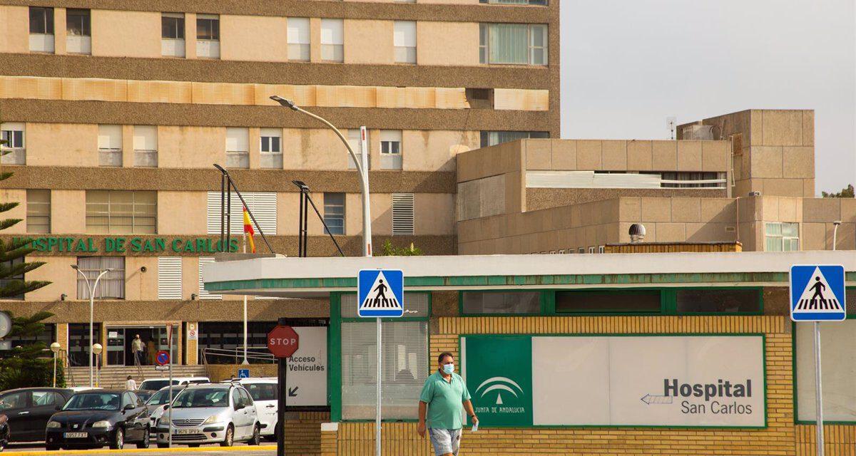 Andalucía baja de 1.300 hospitalizados por primera vez en dos semanas