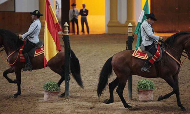 La Plaza de Toros de El Puerto acoge la gala de verano de la Fundación Real Escuela Andaluza del Arte Ecuestre