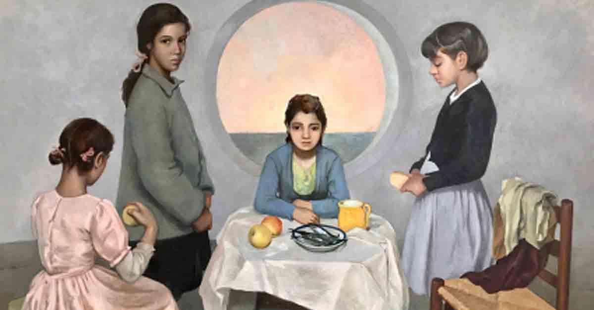 """El Centro Cultural Alfonso X acoge hasta finales de agosto la exposición """"Nada que ver"""""""