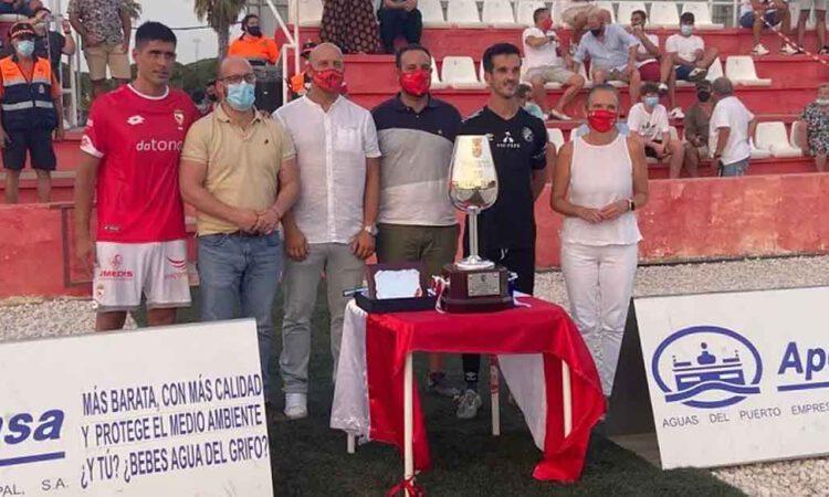 El Trofeo Ciudad de El Puerto volvió al Estadio José del Cuvillo