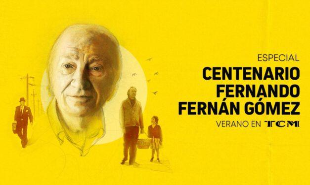 100º aniversario del nacimiento de Fernán Gómez