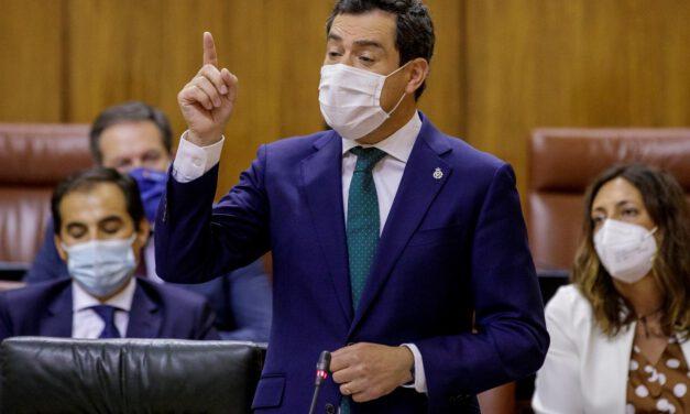 """Moreno pide a Vox """"cooperación en vez de elecciones"""""""