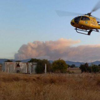 """Un compañero del bombero fallecido: """"Estamos rotos pero al pie del cañón"""""""