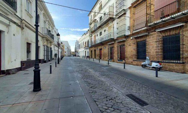 Mantenimiento Urbano inicia este lunes el arreglo del adoquinado de la calle Palacios
