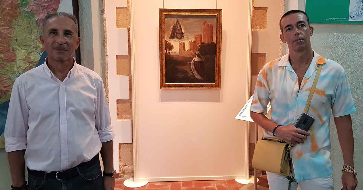 Presentada la pieza del mes del Museo Municipal, un cuadro de Manuel Cea