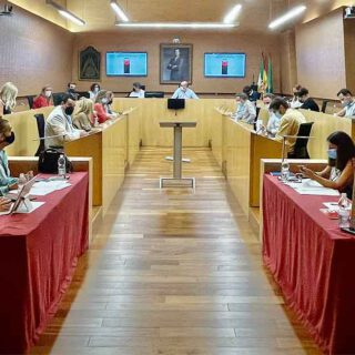 El Pleno aprueba las obras del II Plan Invierte 2021 con 570.000 euros