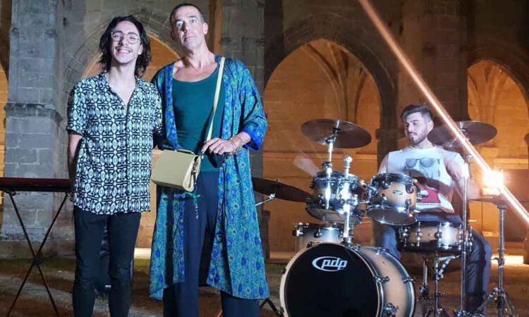 Sergio Chaves estrenará en noviembre su videoclip grabado en El Puerto
