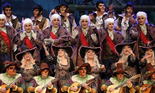 El coro de Luis Rivero cerrará la Cabalgata de Halloween el domingo 31 de octubre