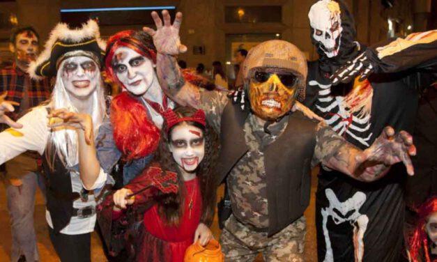 El comercio y la hostelería portuense se preparan para vivir un Halloween cargado de eventos