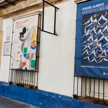 La Fundación Alberti acoge la presentación de 'Poesía', una recopilación de la obra de Nadia Consolani