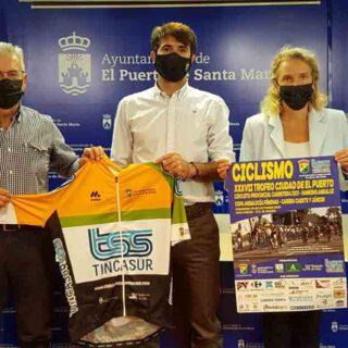 El Trofeo Ciudad El Puerto de Ciclismo se celebrará el 10 de octubre